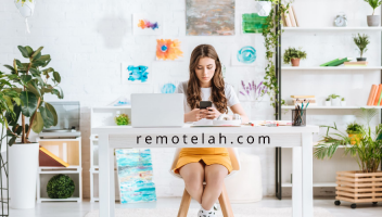 Remotelah work from home jobs